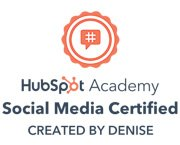 Certification Social Media Strategy